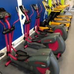 Cross Trainer Machines in Abbey 6