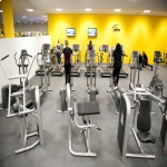 Refitting Gym Facilities in Abbot's Salford 12