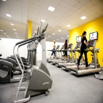 Refitting Gym Facilities in Abbot's Salford 1