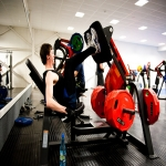 Refitting Gym Facilities in Abington 1