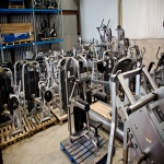 School Fitness Machines in Roughrigg 1