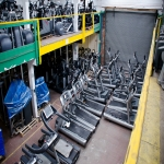 Commercial Exercise Machines in Aby 1