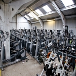 School Fitness Machines in Roughrigg 2