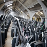 Refitting Gym Facilities in Ansdell 11