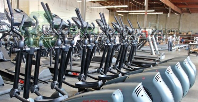 Remanufactured Gym Machines in Aberedw