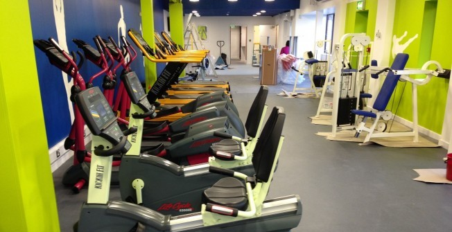 Gym Equipment on Finance in Aber-Cywarch