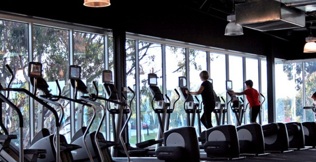 Fitness Facility Renovation in Ansdell
