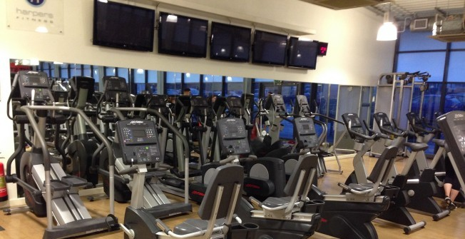 Commercial Fitness Equipment in Aby