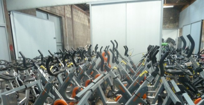 Fitness Equipment Hire in Abbey Gate