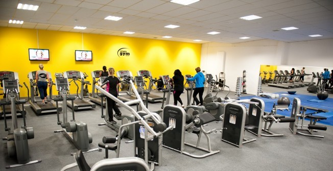 Designing and Planning Commercial Gyms in Albury End