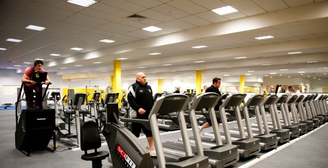Commercial Fitness Machines to Buy in Aby