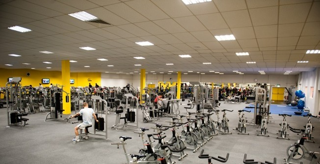 Gym design planner in berkshire