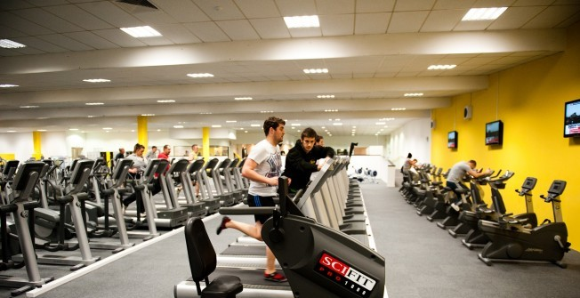 Exercise Machines for Gyms in Abshot
