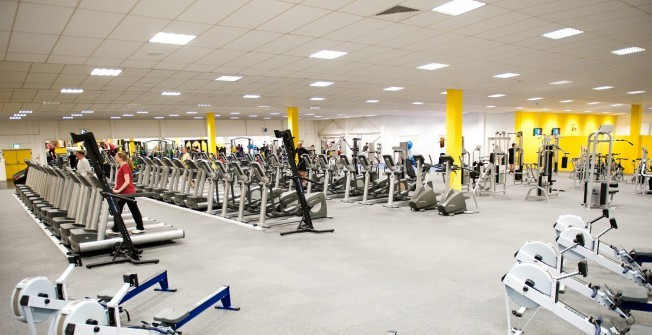 Gym Facility Planning in Andover Down