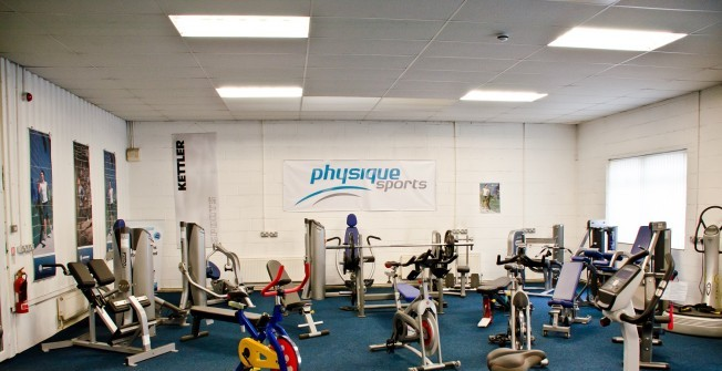 Leasing Fitness Machines in Abercych