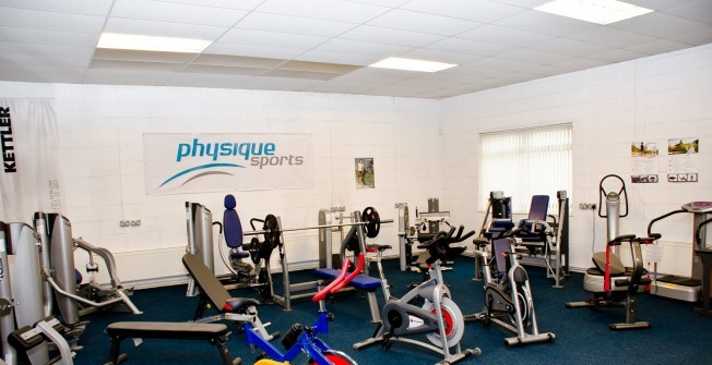 School Gym Equipment in Abberley