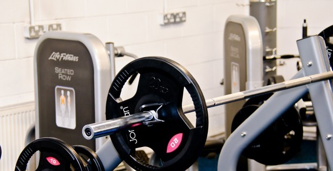 Barbell Gym Equipment in Croespenmaen