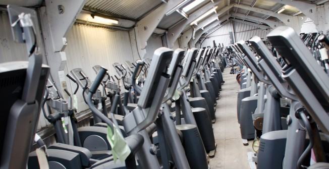 Refurbished Exercise Equipment in Merthyr Tydfil