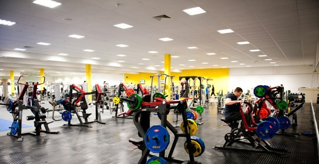 Gym Layout Designers in Hampshire