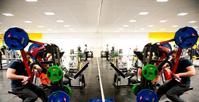 Gym Machine Suppliers in Scottish Borders